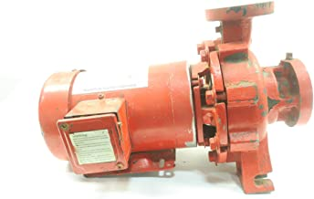 ARMSTRONG 4280 Centrifugal Pump 1-1/2X1X6IN 208-230/460V-AC 1/2HP D589199