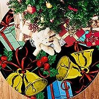 ツリースカート クリスマスツリースカート クリスマス柄 かわいい ホリデーデコレーション メリイクリスマス飾り 下敷物 可愛い 雰囲気 クリスマスパーティー 直径77cm