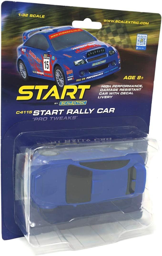 Scalextric Start Rally Style Car Pro Tweeks Racing 1:32 Slot Rac