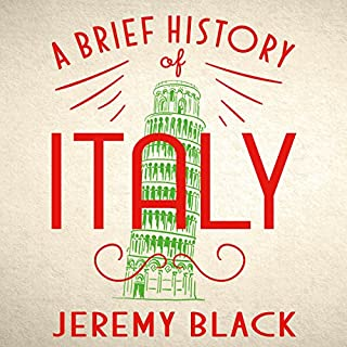 A Brief History of Italy cover art
