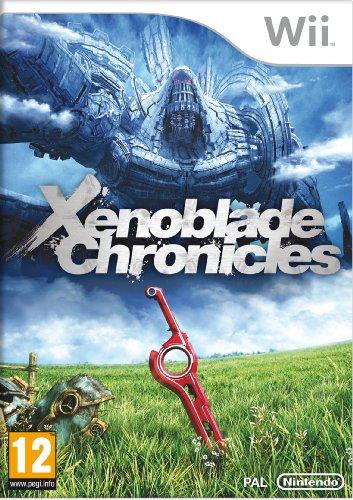 Nintendo Xenoblade Chronicles, Wii - Juego (Wii)