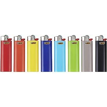 ビック(Bic) ライター レギュラー 8本 セット J26-8P