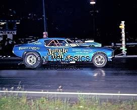 OnlyClassics Jungle Jim LIBERMAN Chevrolet Camaro RS Funny CAR Drag Racing AA FC Photo NHRA