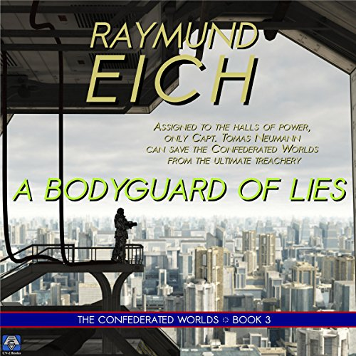 A Bodyguard of Lies audiobook cover art