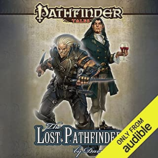 The Lost Pathfinder                   By:                                                                                                                                 Dave Gross                               Narrated by:                                                                                                                                 Paul Boehmer                      Length: 55 mins     4 ratings     Overall 4.3
