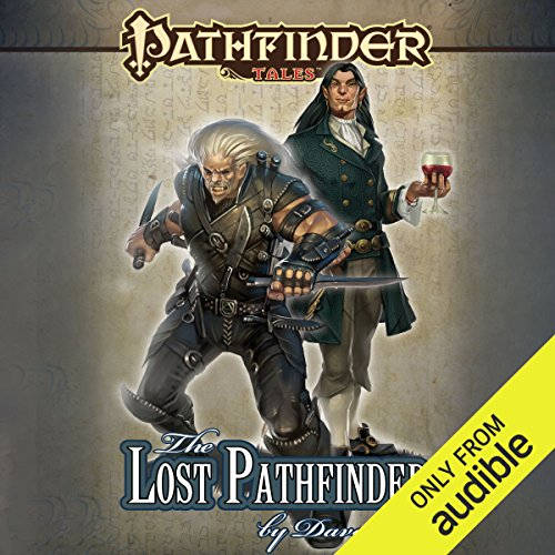 The Lost Pathfinder                   By:                                                                                                                                 Dave Gross                               Narrated by:                                                                                                                                 Paul Boehmer                      Length: 55 mins     55 ratings     Overall 4.5
