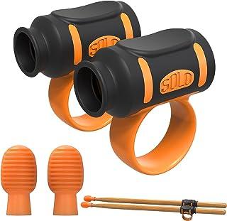 Drumsticks Grips with Drum mutes, Drumsticks Accessories,...