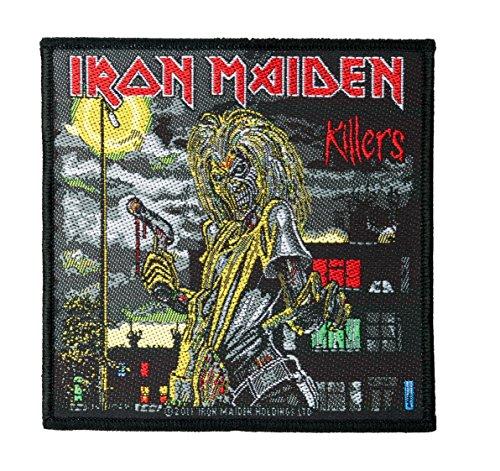 Unbekannt Parche De Iron Maiden–Killers–Iron