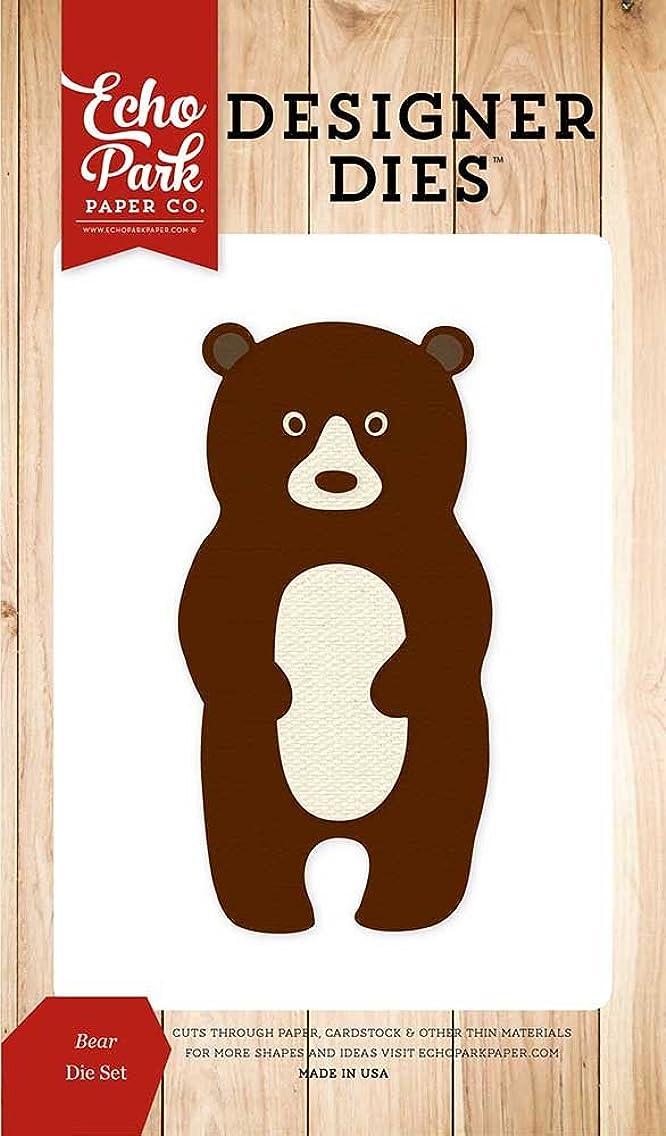 Echo Park Paper Company Bear Die Set