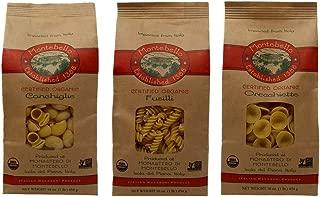 whole wheat conchiglie pasta