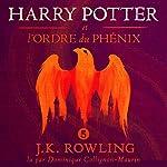 Harry Potter et l'Ordre du Phénix - Harry Potter 5 de J.K. Rowling