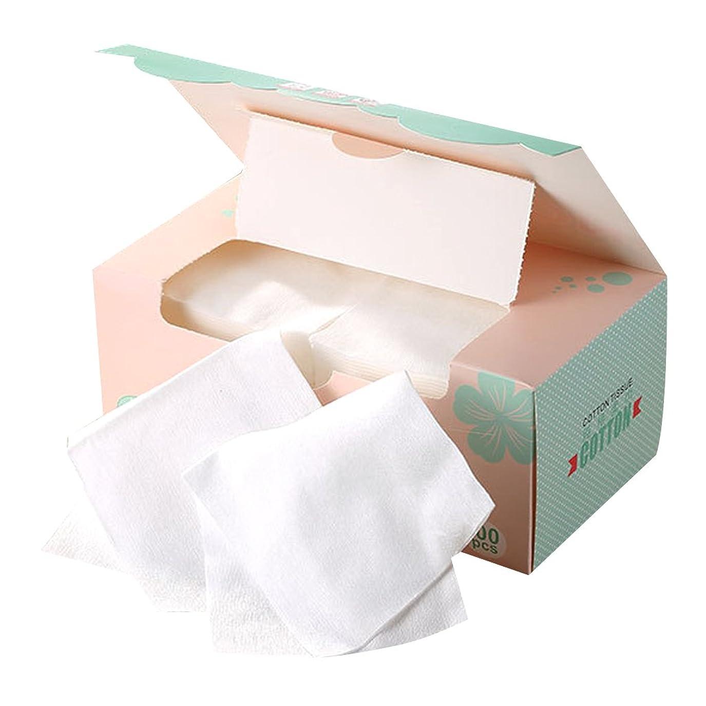扱う味方貫通するSM SunniMix メイクリムーバー 使い捨て フェイスタオル 顔用タオル メイク落とし 美容院 家庭 個人 適用