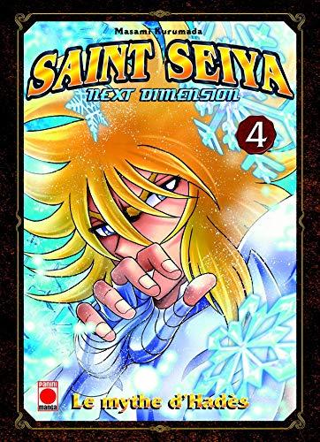 Saint Seiya next dimension t04: Le mythe d'Hadès