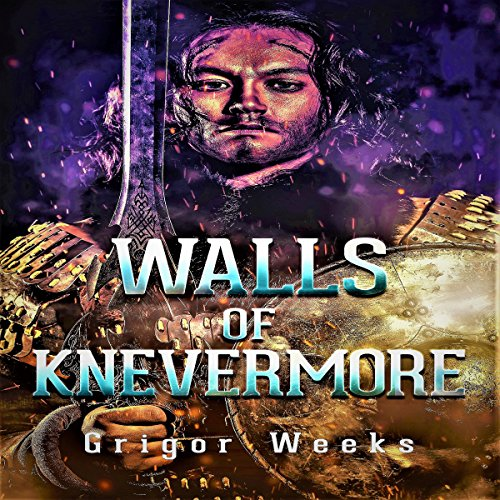 Walls of Knevermoore audiobook cover art