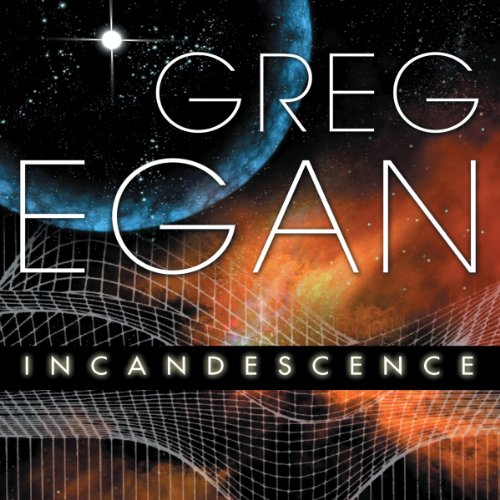 Incandescence audiobook cover art