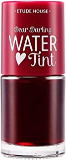 ETUDE HOUSE Dear Darling Water Tint Cherry Ade | Bright Vivid Color Lip Tint with Moisturizing Pomegranate & Grapefruit Ex...