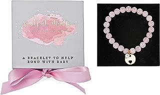 Best baby bonding bracelet rose quartz Reviews