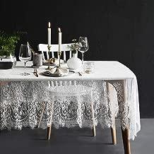vintage look tablecloths