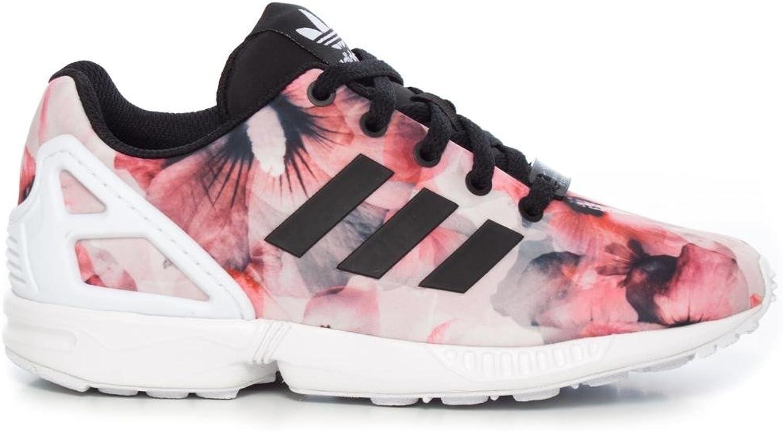 adidas ZX Flux K, Chaussures de Course pour garçon Multicolore ...