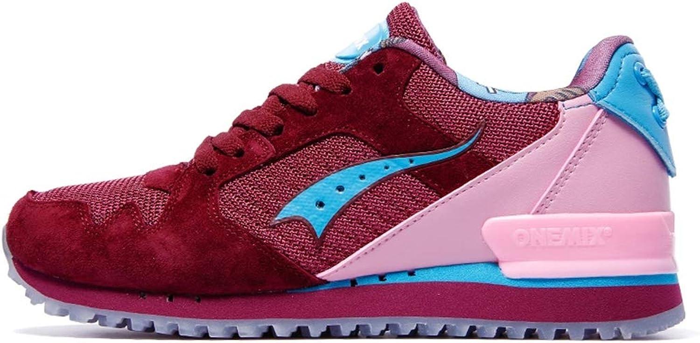 pinkFang Walking Sneakers Running shoes Mesh Run Sports shoes Trainers Outdoor