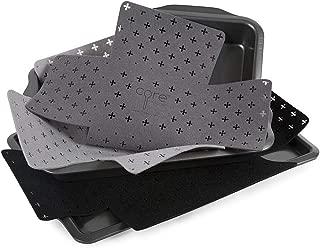 Core Home Set Of Three Flatware Bakeware Protector Set (casablanca)