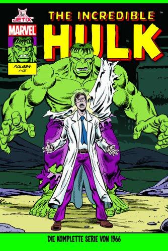 The Incredible Hulk - Die komplette Serie von 1966 (2 DVDs)