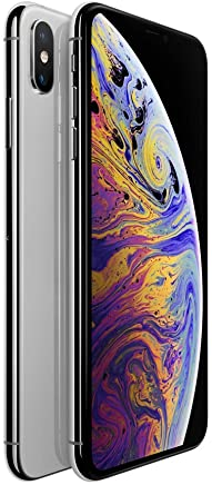 "Apple iPhone XS MAX 16.5 cm (6.5"") 512 GB SIM Dual 4G Plata - Smartphone (16.5 cm (6.5""), 2688 x 1242 Pixeles, 512 GB, 12 MP, iOS 12, Plata)"