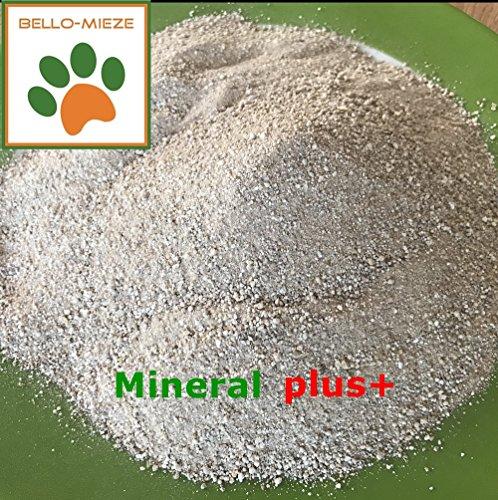 1 x 400 g Mineral plus+ BARF Mineralfuttermittel mit Vitaminen für alle Hunde