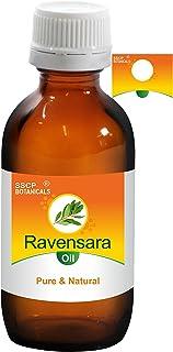 SSCP Botanicals Ravensara Pure & Natural Essential Oil (Ravensara aromatica) (1000 ml (33.80 Oz) Aluminium Bottle)