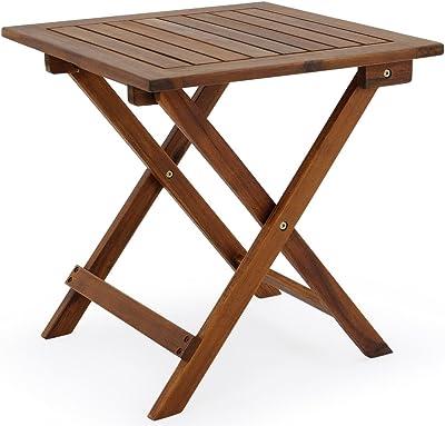 Gartentisch Rund Holz Mit Holztisch Garten Gnstig Stunning