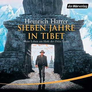 Sieben Jahre in Tibet Titelbild