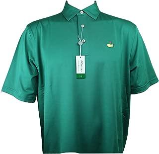 PETER MILLAR 2019 Masters Performance Augusta Pine Tech Golf Shirt
