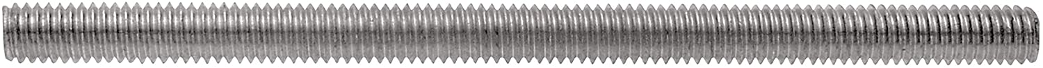 Popular product Hillman 44817 Zinc-Plated Threaded Excellent Rod Size 6