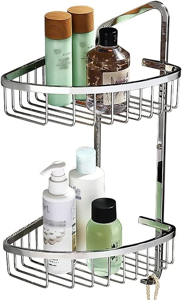 HLWJXS Bathroom Towel Rack Wall-Mounted 304 New sales Corn Steel Stainless High quality