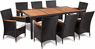 Best 8 seater outdoor dining table Reviews