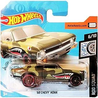 FM Cars Hot Wheels 68 Chevy Nova Rod Squad 6/10 2020