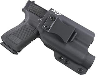 Fierce Defender IWB Kydex Holster Glock 19 23 32 w/Streamlight TLR1 The Winter Warrior Series -Made in USA- GEN 5 Compatible