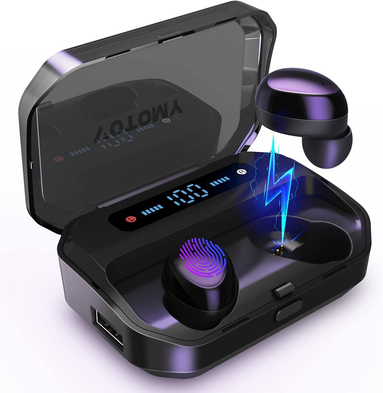 True Wireless Fashion Earbuds Votomy in with HD Ear Bluetooth Ranking TOP11 Earphones