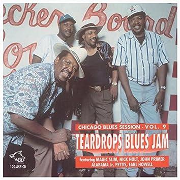 Teardrops Blues Jam