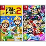 Nintendo Super Mario Maker 2 + Mario Kart 8 Deluxe