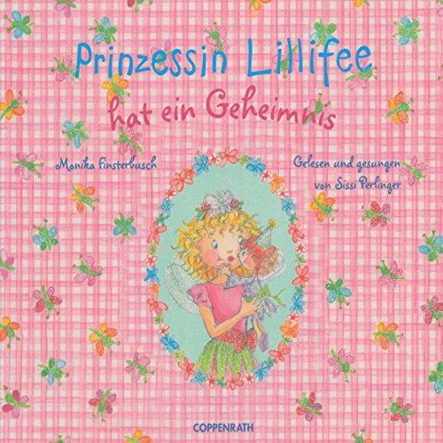 Prinzessin Lillifee hat ein Geheimnis Titelbild