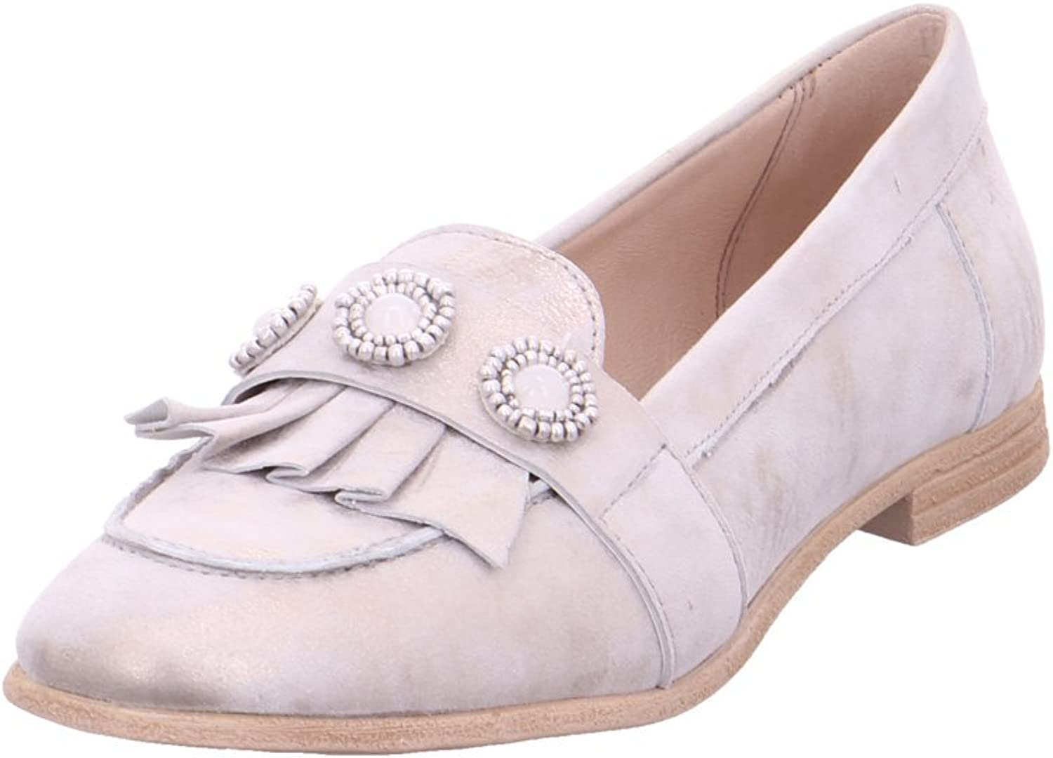 Mjus Damen Slipper 716114-0101-6371 beige 445166