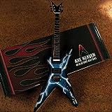 Lightning Bolt Signature Model: Miniature Guitar Replica Collectible