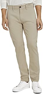 TOM TAILOR Men's Classic Washed Trouser