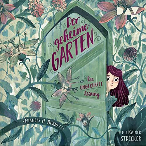 Der geheime Garten audiobook cover art