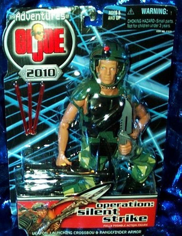 G.I. Joe 2010 Operation Silent Strike 30cm Action Figure