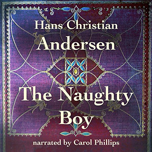 The Naughty Boy audiobook cover art