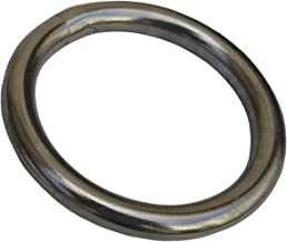 MarineNow Stainless Steel Round Ring 316 Marine Grade