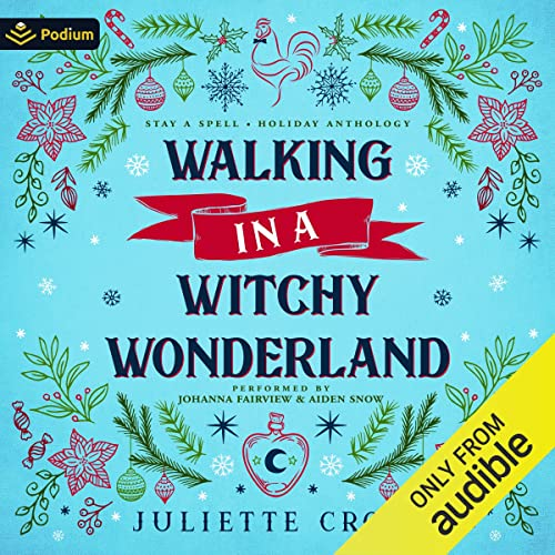 Walking in a Witchy Wonderland cover art