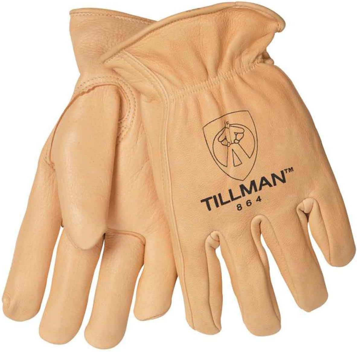Tillman 864 Dealing full Long-awaited price reduction Premium Top Grain Gloves Unlined Deerskin Drivers